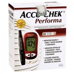 Glucómetro digital Accu-Chek – COPUSA